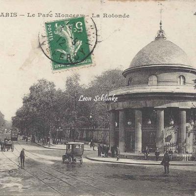 ELD 4232 - Le Parc Monceau - La Rotonde