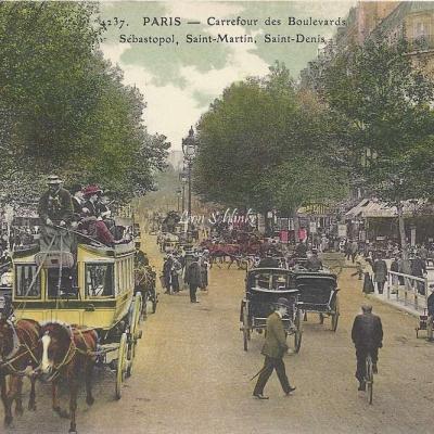 ELD 4237 - Carrefour des Boulevards (couleur)