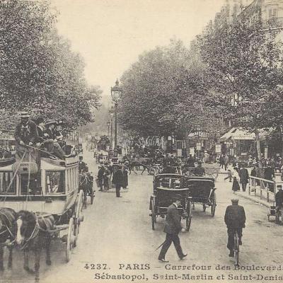 ELD 4237 - Carrefour des Boulevards (NB)