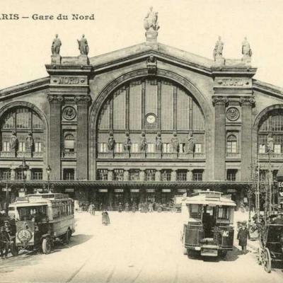 ELD 4255 - PARIS - Gare du Nord