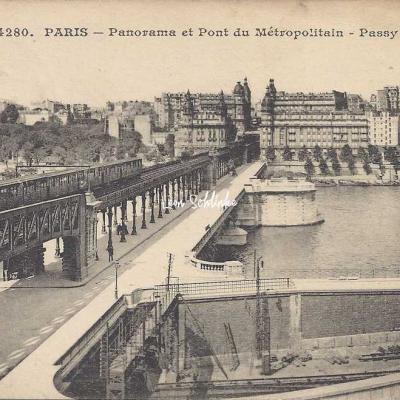 ELD 4280 - Panorama et Pont du Métropolitain