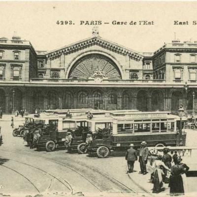 ELD 4293 - PARIS - Gare de l'Est