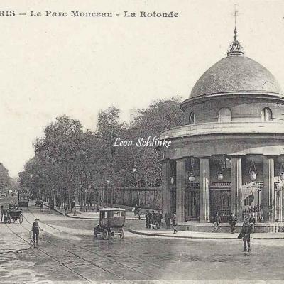 ELD 4332 - Le Parc Monceau - La Rotonde