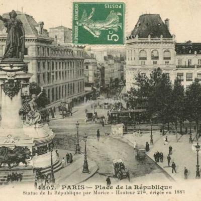 ELD 4507 - Place de la République