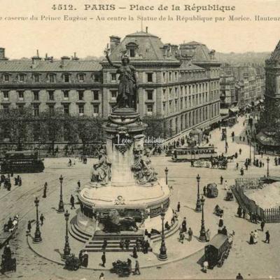 ELD 4512 - Place de la République