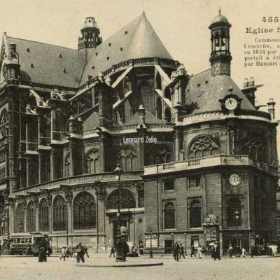ELD 4559 - PARIS - Eglise Saint-Eustache