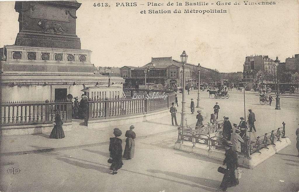 ELD 4613 - Place de la Bastille