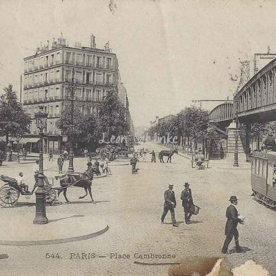 ELD 544 - Place Cambronne