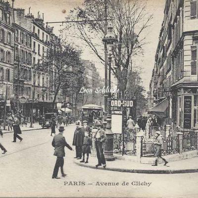 ELD - Avenue de Clichy