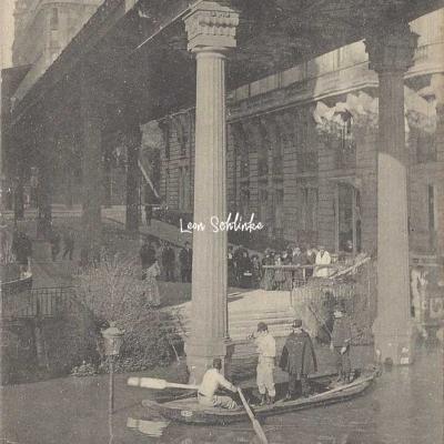 ELD - Crue de la Seine, rue Alboni