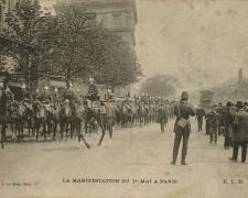 ELD - Manifestation du 1er Mai à Paris