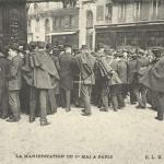 ELD - Manifestation du 1er Mai 1906