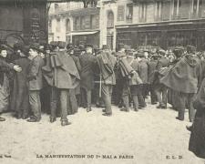 ELD - PARIS - Manifestation du 1er Mai