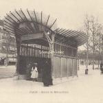ELD - Station du Métropolitain