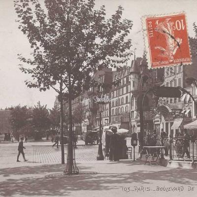 Electrophot 103 - Boulevard de Clichy