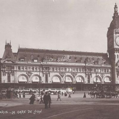 Electrophot 34 - La Gare de Lyon