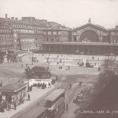 Electrophot 71 - Gare de l'Est