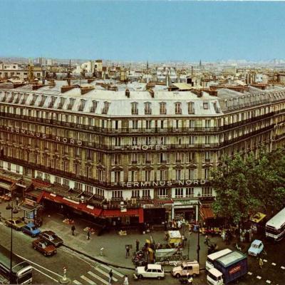 Eliophot - Hôtel Terminus Nord 12 Bd Denain.