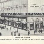 ELM - Chocolat Masson - 91, rue de Rivoli