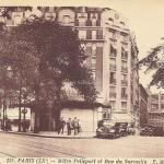 EM 157 - Métro Pelleport et Rue du Surmelin