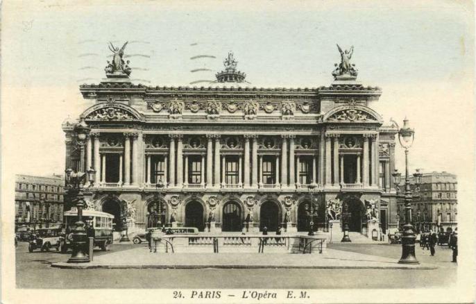 EM 24 - L'Opéra