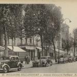 EM 42 - BOULOGNE-BILLANCOURT - Avenue Edouard-Vaillant (arch. 92)