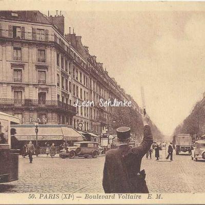 EM 50 - Boulevard Voltaire