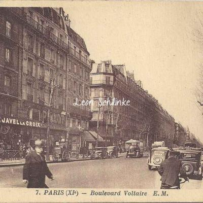EM 7 - Boulevard Voltaire