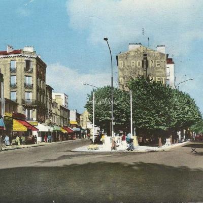 PI 422 - Embranchement de la Rue de Paris