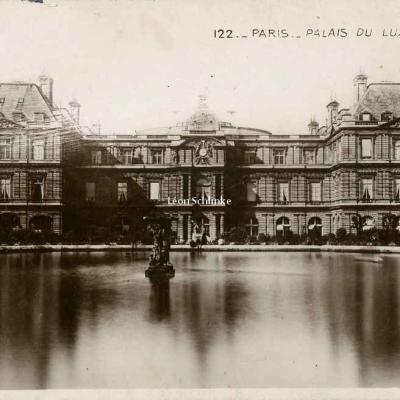EOK 122 - Palais du Luxembourg