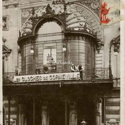 EOK 137 - Théâtre de la Porte St-Martin