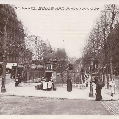 EOK 67 - Boulevard Rochechouart