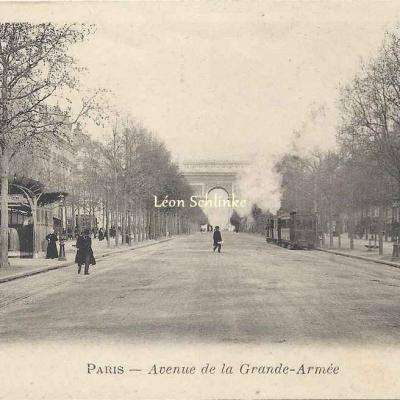ER 130 - Avenue de la Grande-Armée