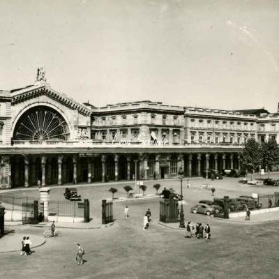 ER 21 - La Gare de l'Est
