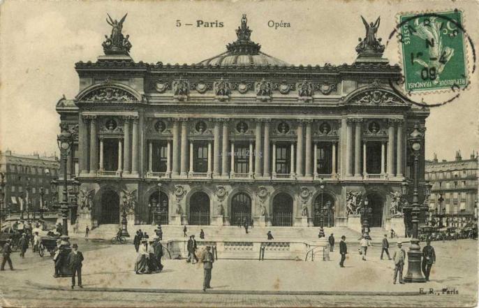 ER 5 - Paris - Opéra