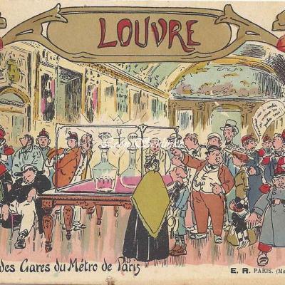 Louvre-Rivoli