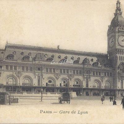 ER 16 -  Gare de Lyon