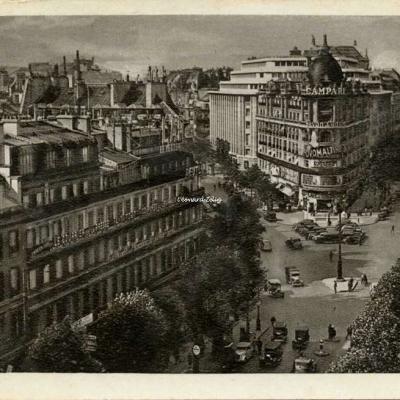 Erpé 40 - EN VISITANT PARIS - Les Grands Boulevards