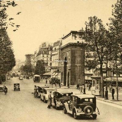 Erpé 43 - EN VISITANT PARIS - Les Grands  Boulevards (10x15)