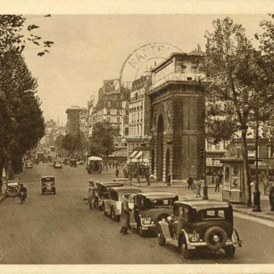 Erpé 43 - EN VISITANT PARIS - Les Grands Boulevards (9x14)