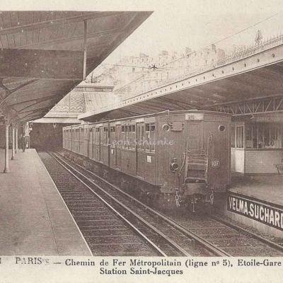 ES. 11.901 - Ligne n°5 - Station St-Jacques