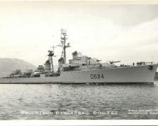 Escorteur d'escadre BOUVET