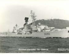 Escorteur d'escadre DU CHAYLA