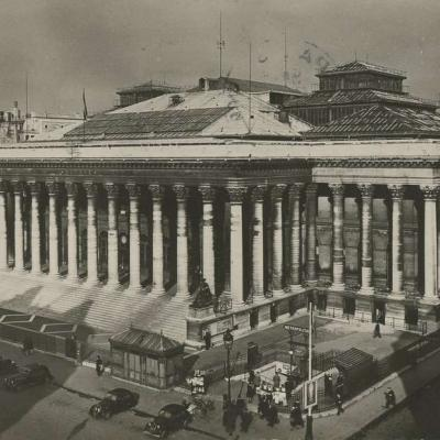 Estel 0260 - PARIS - La Bourse