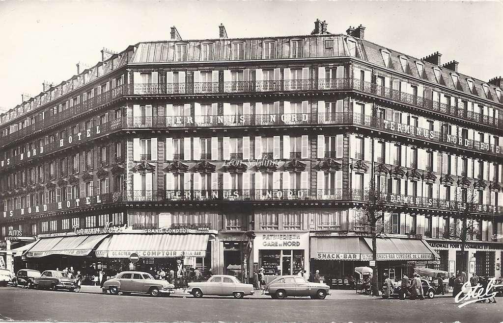 Estel 18435 - Hotel Terminus Nord