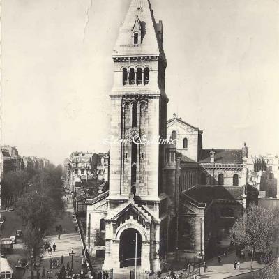 Estel 232EG - Eglise Saint-Pierre de Montrouge