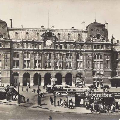 Estel 280 - La Gare St-Lazare
