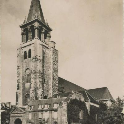 Estel 287 - PARIS - L'Eglise Saint-Germain-des-Prés