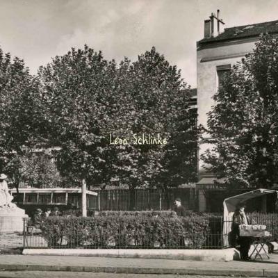 ESTEL 3953 - Issy-les-Moulineaux, Pl. Vaillant-Couturier