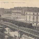 EV 330 - Le Métro, Boulevard de la Villette